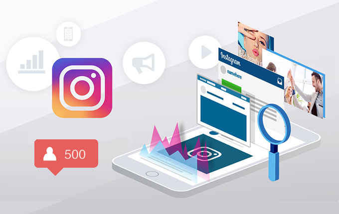 buy active Instagram Followers UK